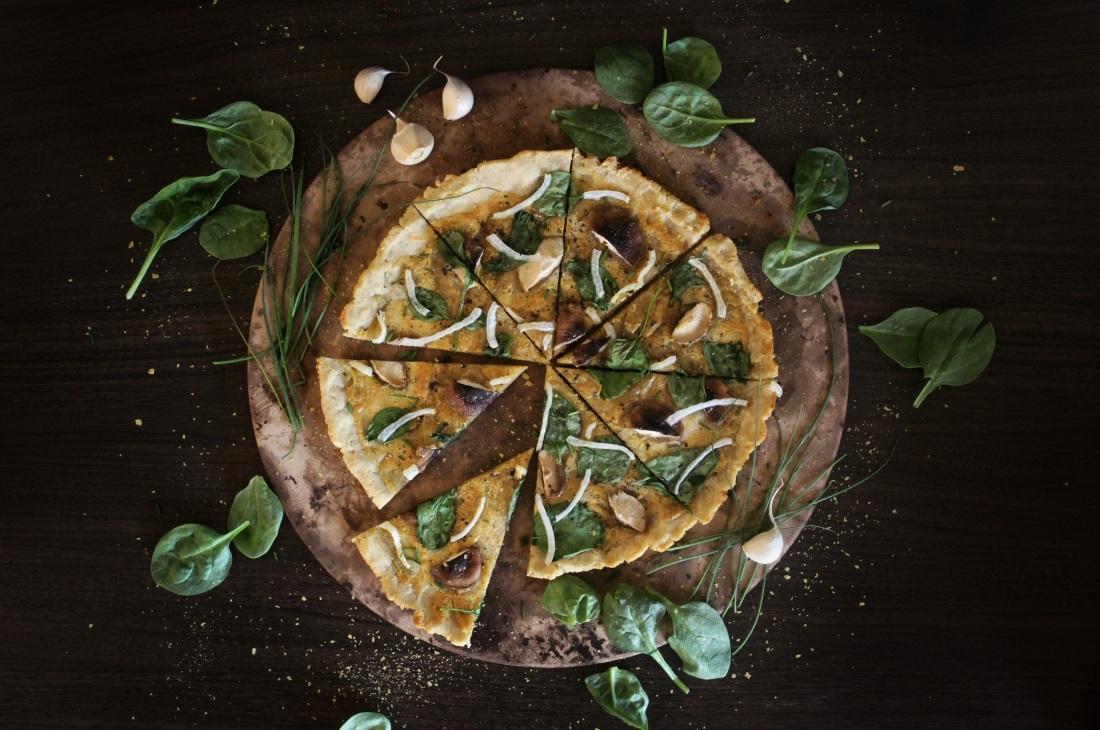 Cassava Pizza