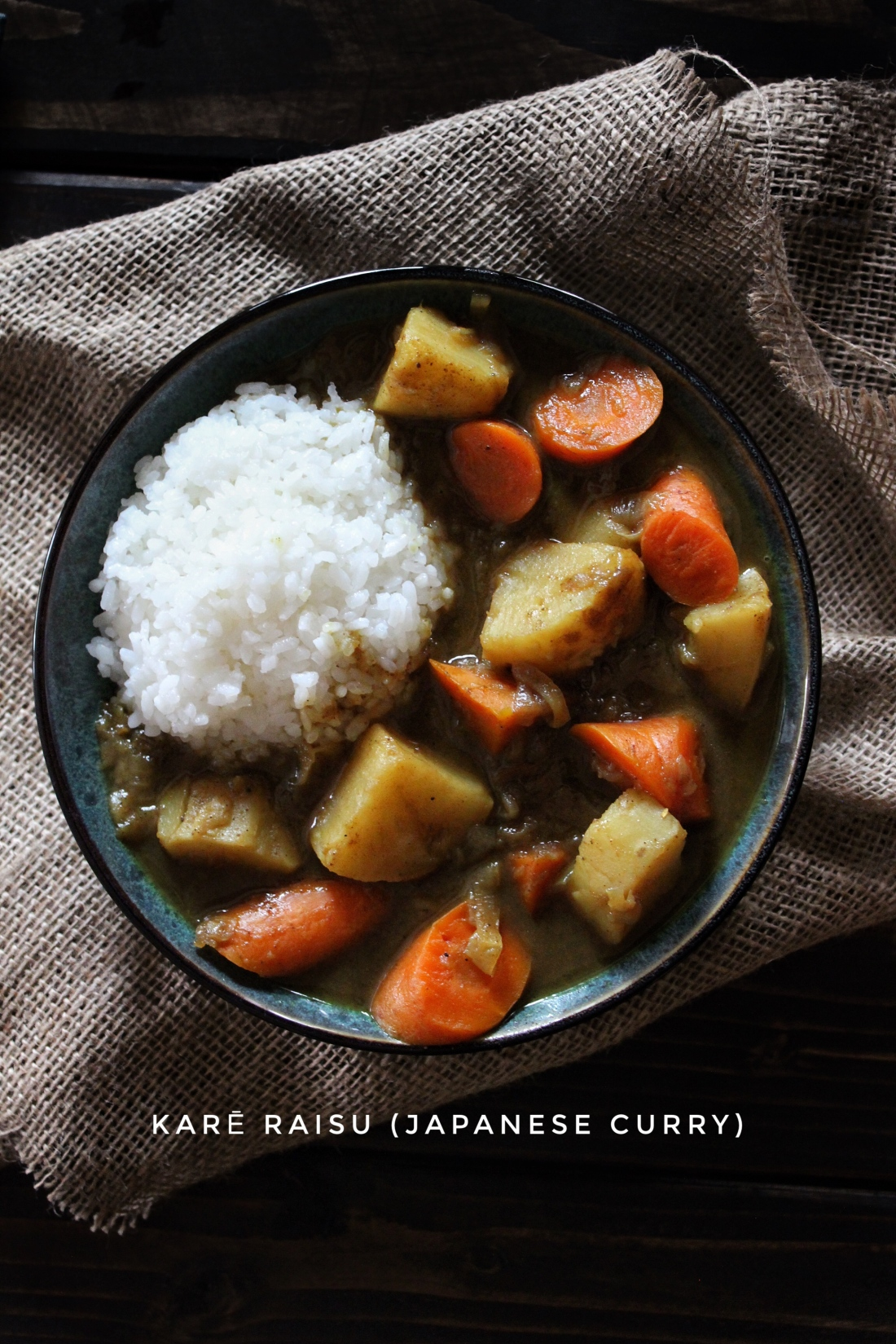 Kare Raisu (Japanese Curry Rice)